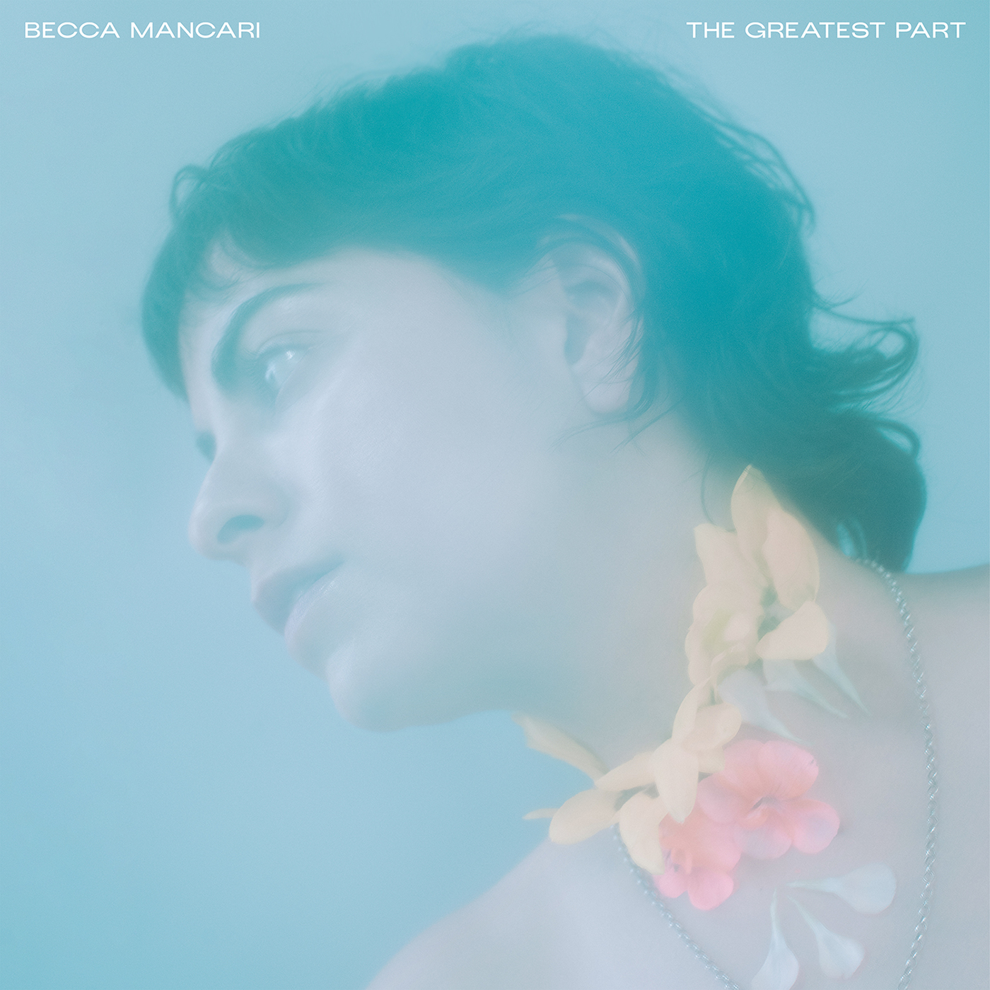 becca mancari the greatest part artist of the month album cover artwork