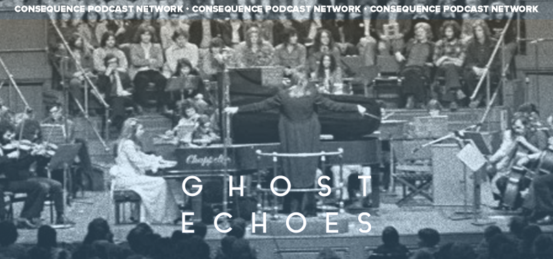 Ghost Echoes at the Royal Albert Hall