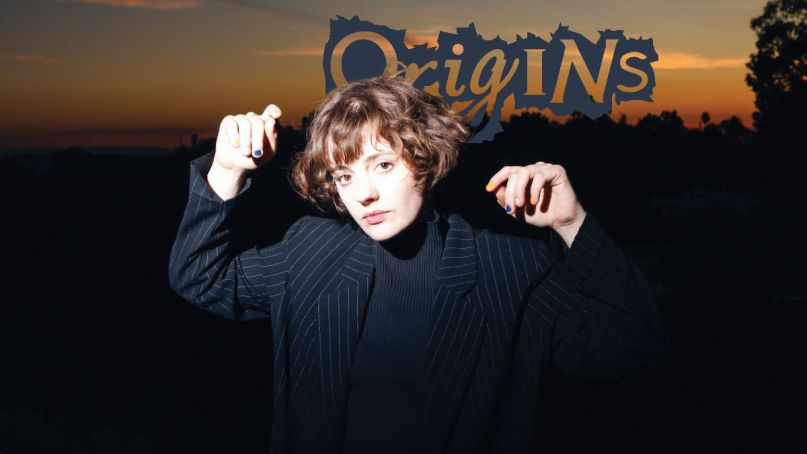 Madeline Kenney double hearted origins new song stream logo