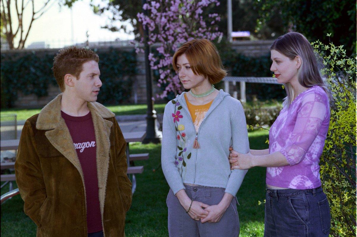 New Moon Rising Buffy