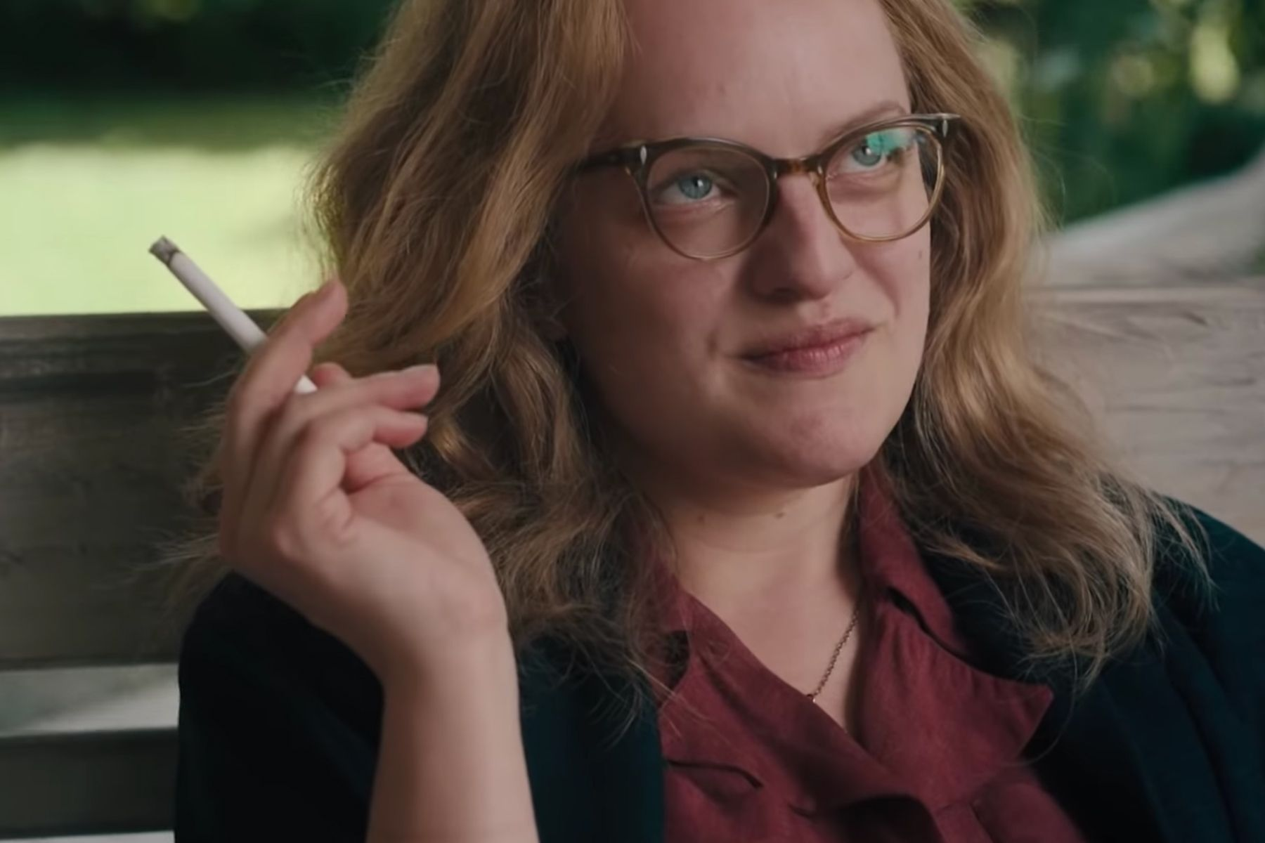 shirley hulu Elisabeth Moss Shirley Offers Mesmerizing Madness: Review