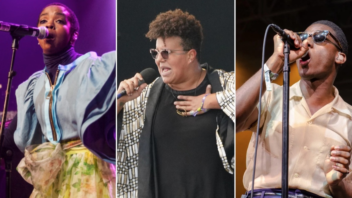"""Ms. Lauryn Hill, Brittany Howard, Leon Bridges, and more play """"Small Biz Live"""" concert: Watch"""