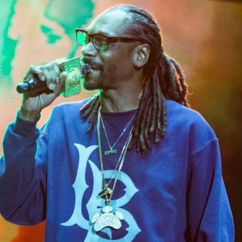 snoop dogg never voted vote brainwash criminal record
