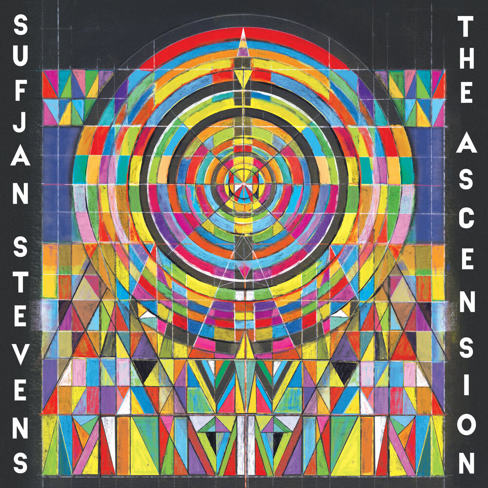 sufjan stevens ascension album artwork cover Sufjan Stevens Announces New Album The Ascension