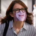 Tina Fey in 30 Rock reunion special (NBC)