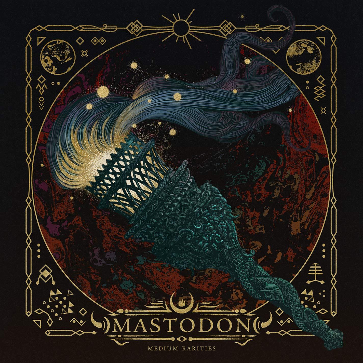 Mastodon Medium Rarities