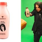 Alice Cooper chocolate milk