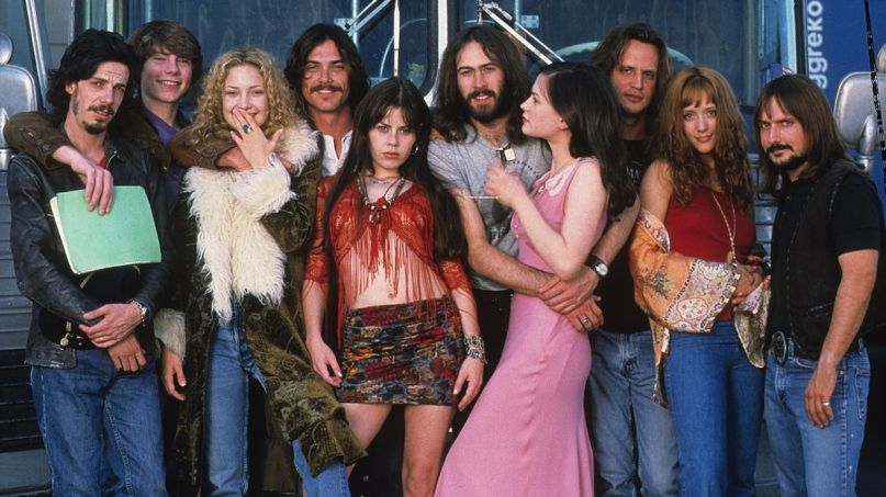 Almost Famous Podcast Origins Oral History Cameron Crowe Kate Hudson Lester Bangs