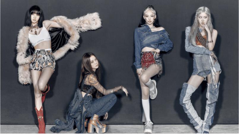 BLACKPINK Debut Album The Album self-titled