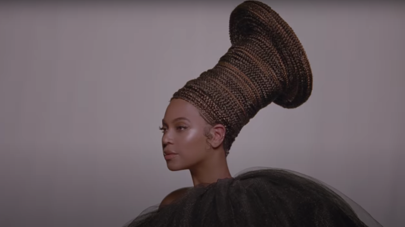 Beyonce Black Is King New Trailer Visual Album Disney Plus Watch Stream