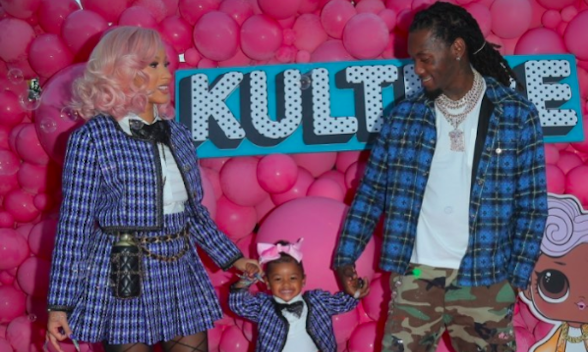 Neighbors called the cops on birthday party for Cardi B's 2-year-old daughter