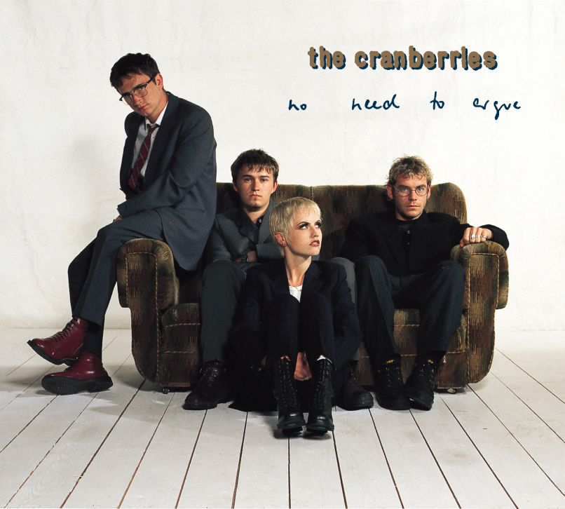 Cranberries No Need To Argue Expanded Edition Cover Final The Cranberries Announce Expanded Reissue of No Need to Argue