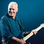 David Gilmour Yes I Have Ghosts new song stream new music, photo by Polly Samson