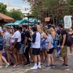 Disney World crowds coronavirus
