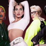 Dua Lipa with Missy Elliott, Blessed Madonna, and Madonna