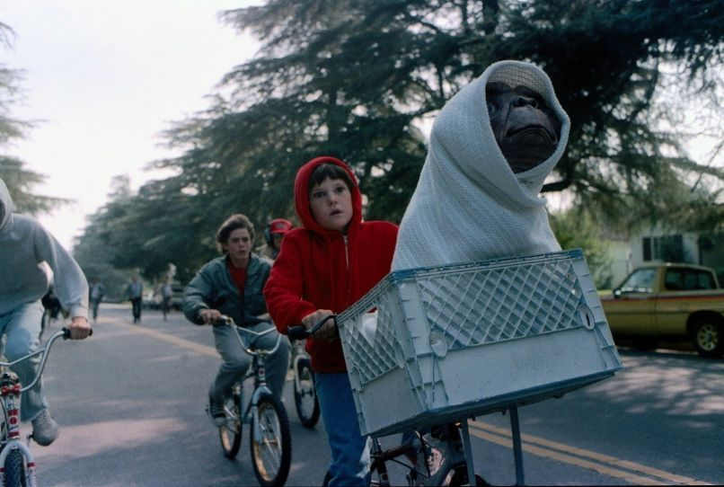 E.T. The 100 Greatest Summer Blockbuster Movies of All Time