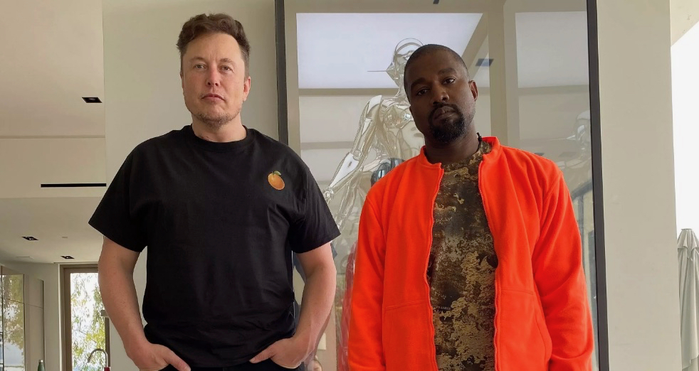 Elon Musk is already reconsidering his endorsement of Kanye West