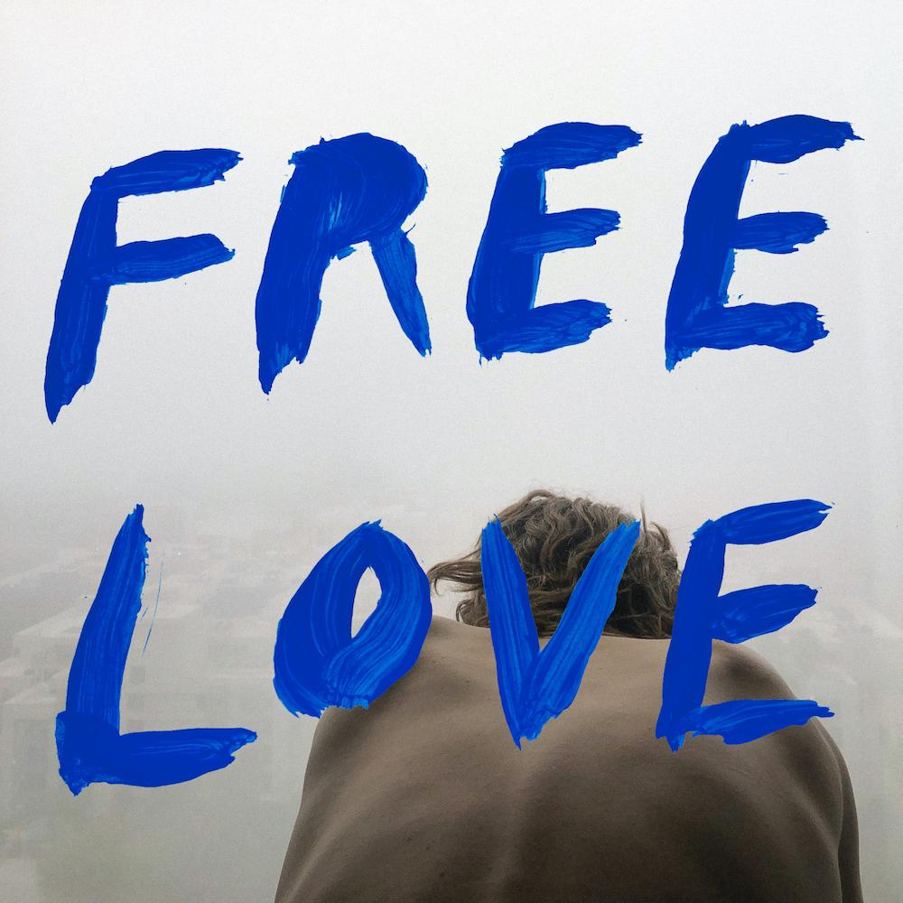 Free Love by Sylvan Esso album artwork cover art
