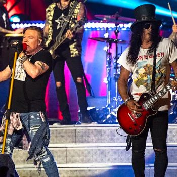 Guns N' Roses 2021 tour dates