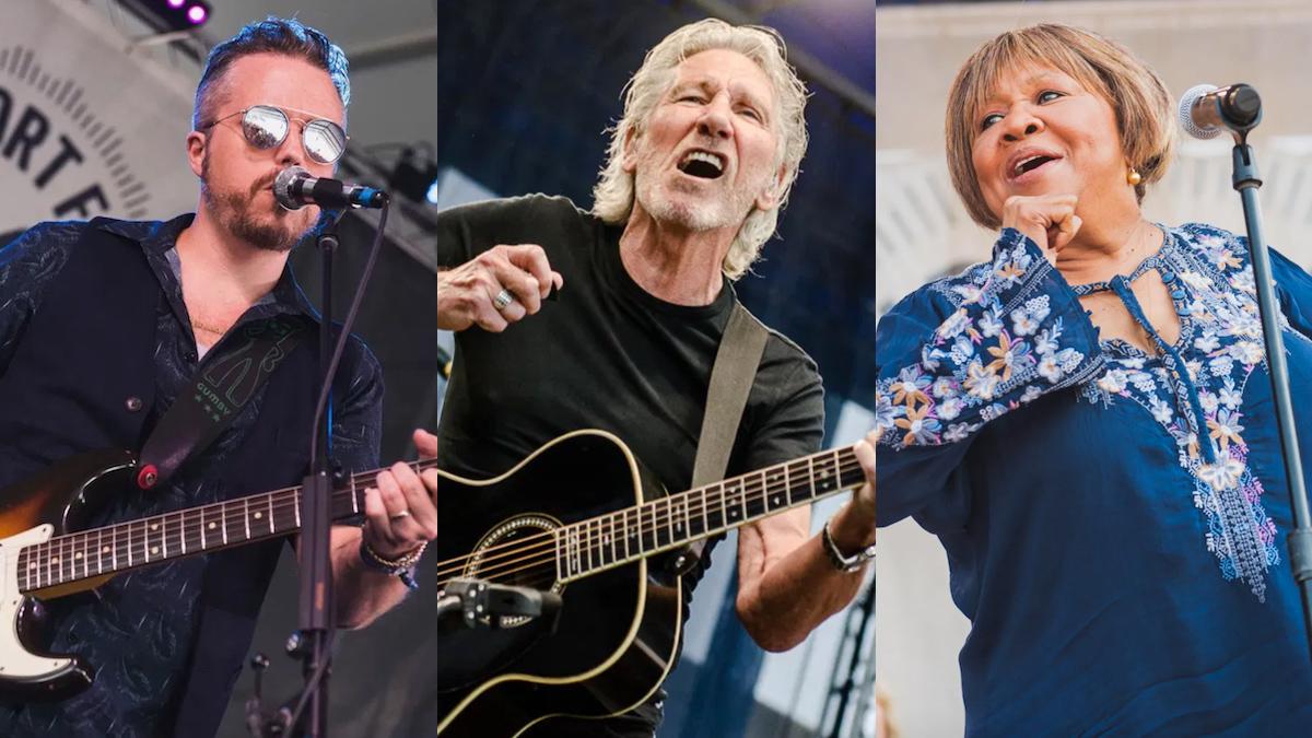 Newport Folk Festival Announces Folk On Revival Weekend Webcasts: Roger Waters, Jason Isbell, Mavis Staples