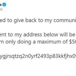 Jeff Bezos Hack