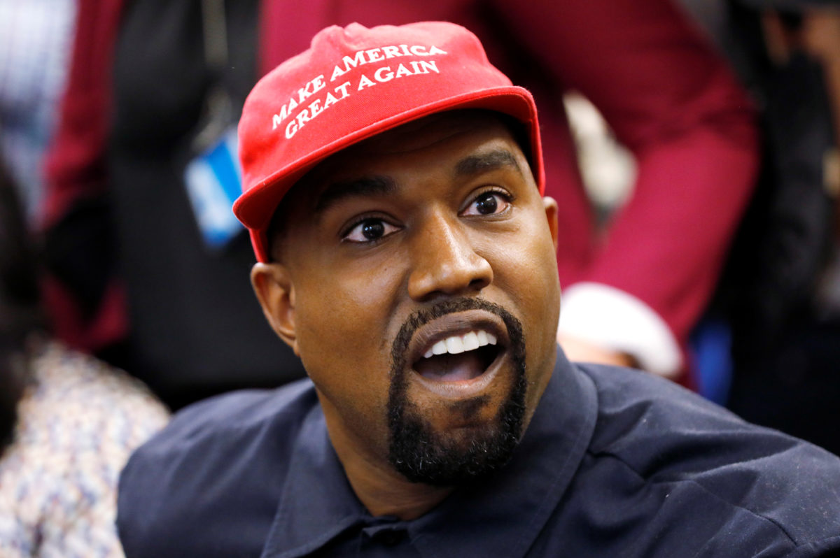 Republican operatives working to get Kanye West's name on presidential ballot