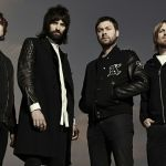 Kasabian (Tom Meighan, pictured second to right)