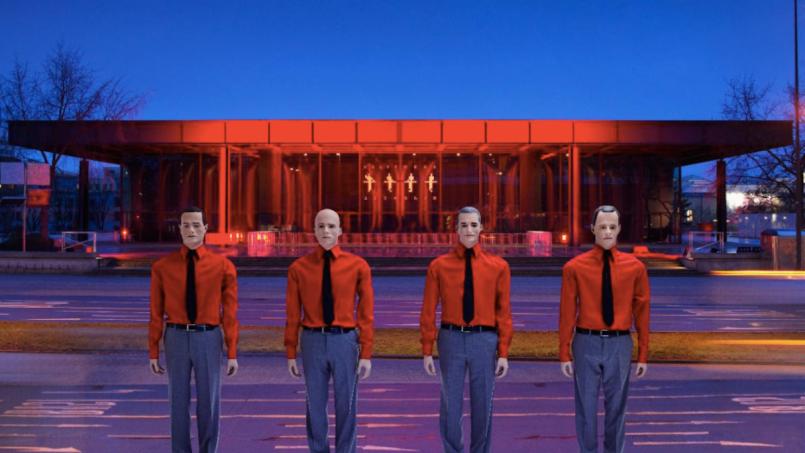 Kraftwerk Streaming Tidal Eight Albums German Original 3-D The Catalog Documentary