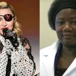Madonna and Dr. Stella Immanuel