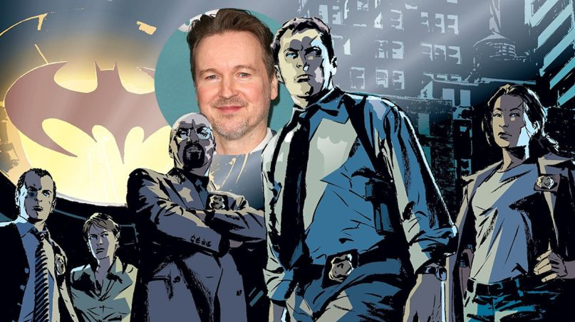Matt Reeves The Batman HBO Max TV series police procedural show
