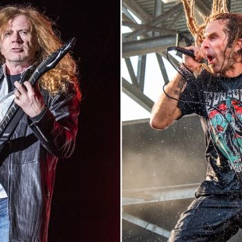 Megadeth Lamb of God 2021 tour dates