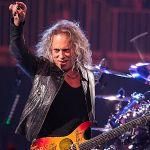Metallica Kirk Hammett toilet story