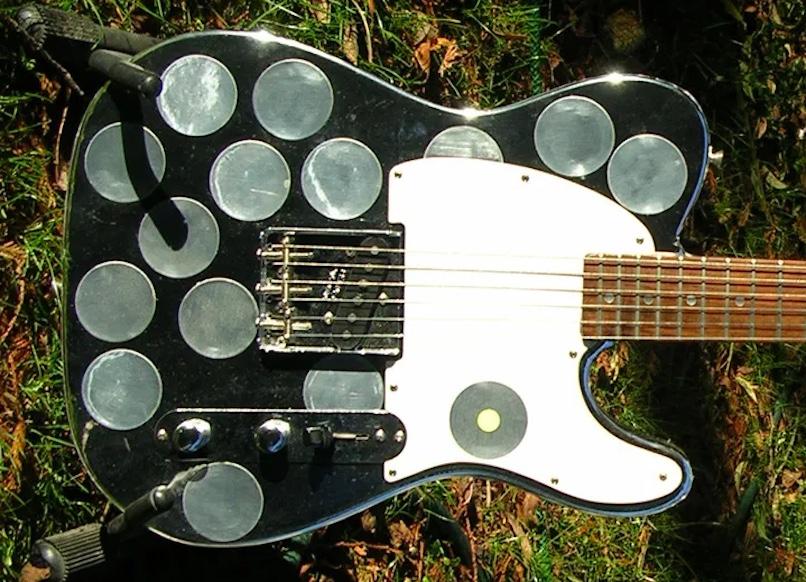 Syd Barrett Mirrored Tele