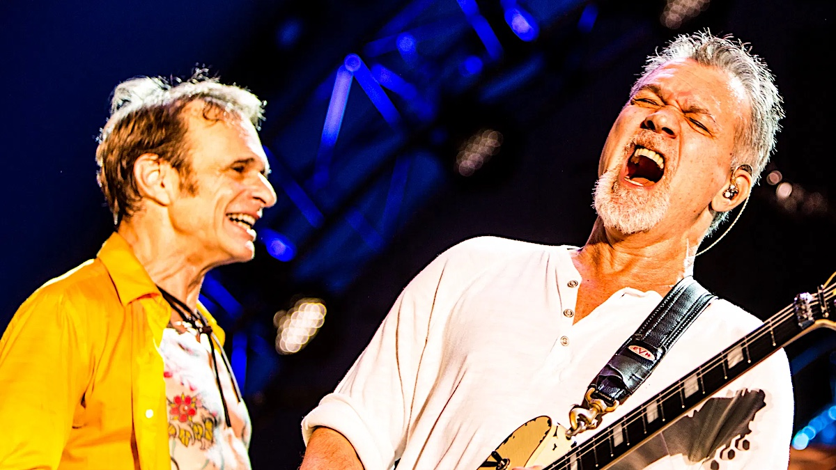 David Lee Roth Casts Doubt On Eddie Van Halen Ever Touring Again Consequence Of Sound