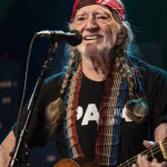 Willie Nelson First Rose of Spring new album stream new music, photo via ACL/PBS