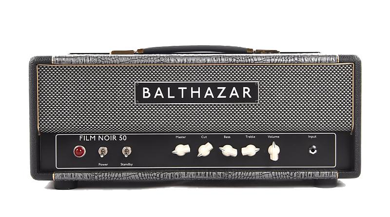 Balthazar Audio Systems Film Noir 50 Guitar Head