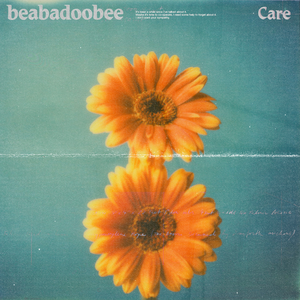 beabadoobee care single artwork cover beabadoobee Announces Debut Album Fake It Flowers, Shares Care: Stream