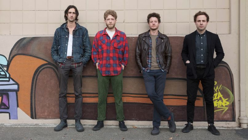 dawes good luck with whatever who do you think you're talking to new album song stream photo by Magdalena Wosinska