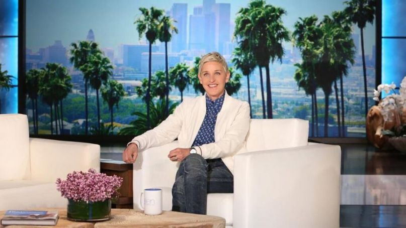 Ellen DeGeneres Addresses Allegations in Letter to Staff