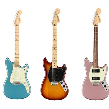 Fender Player Offset