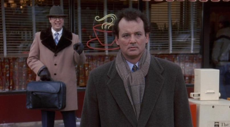 Groundhog Day TV Series