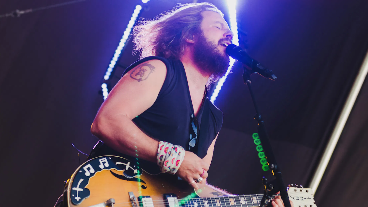 "Jim James says My Morning Jacket have a ""completely new record"" ready for release"