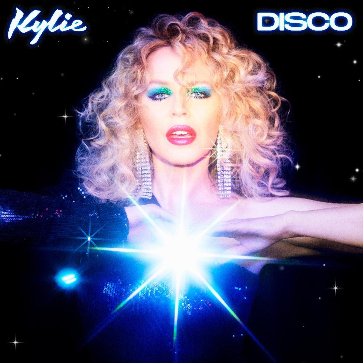 kylie minogue disco album cover artwork Kylie Minogue Announces New Album Disco, Shares Say Something: Stream