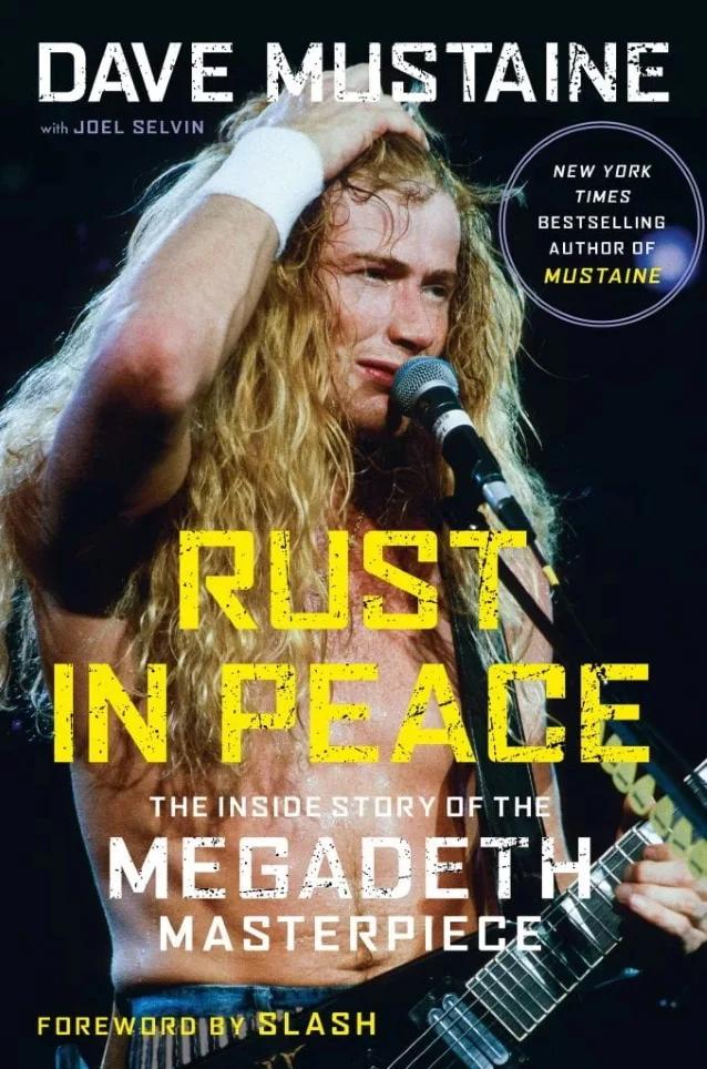 Rust in Peace Book