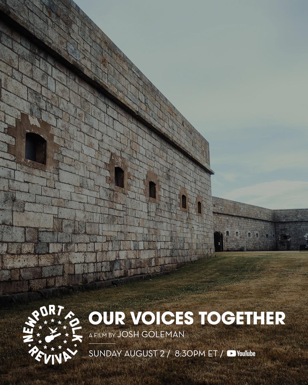 our voices together newport folk festival folk on revival weekend