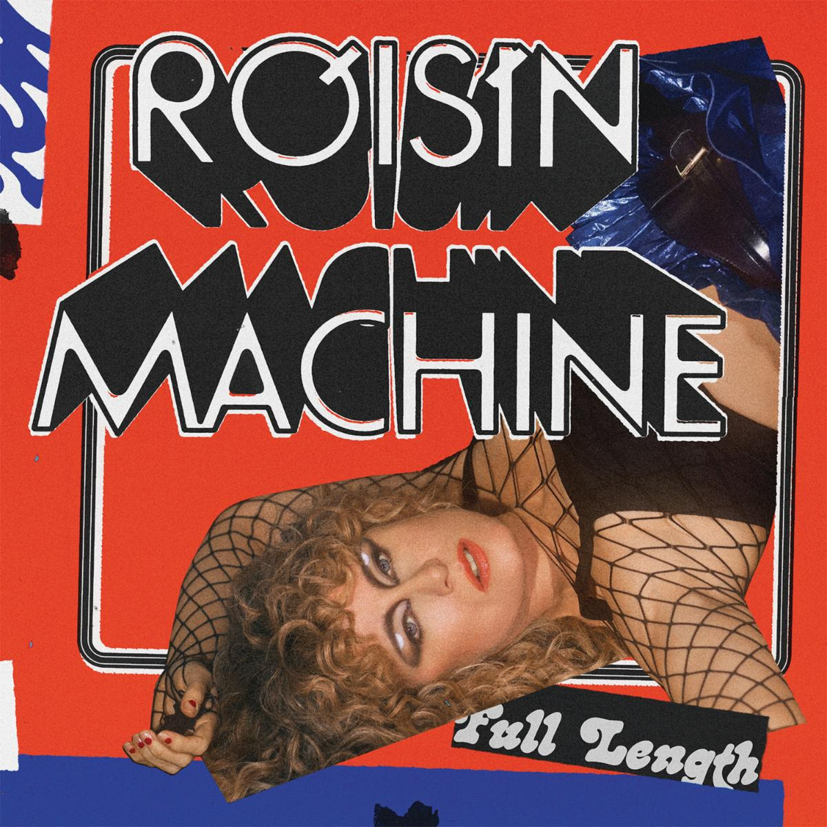 roisin murphy roisin machine album art cover Róisín Murphy Announces New Album Róisín Machine, Shares Aching Single Something More: Stream