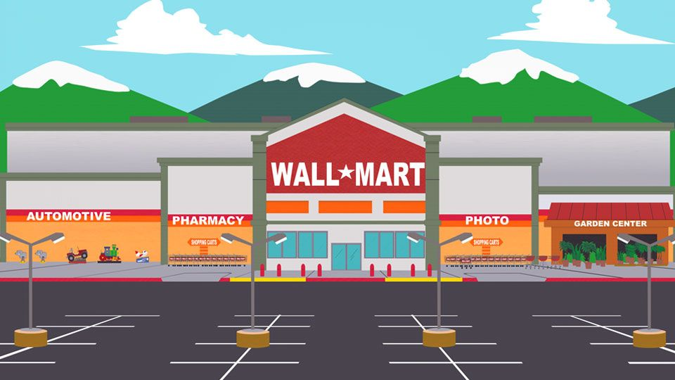Walmart Turning Parking Lots Into Drive In Theaters Consequence Of Sound