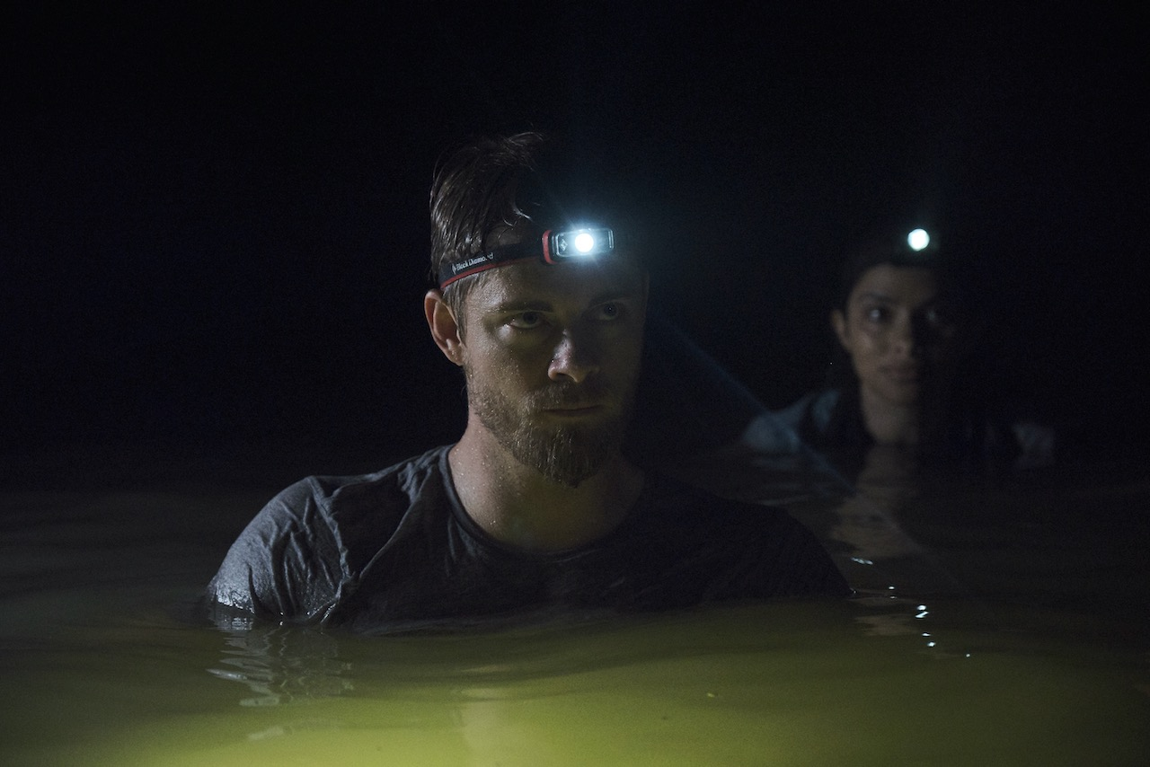 Black Water: Abyss Film Review