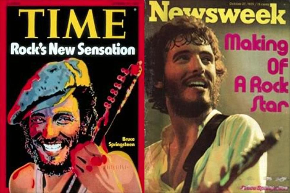 Bruce Springsteen Time Newsweek 45 Reasons We Still Love Bruce Springsteens Born to Run