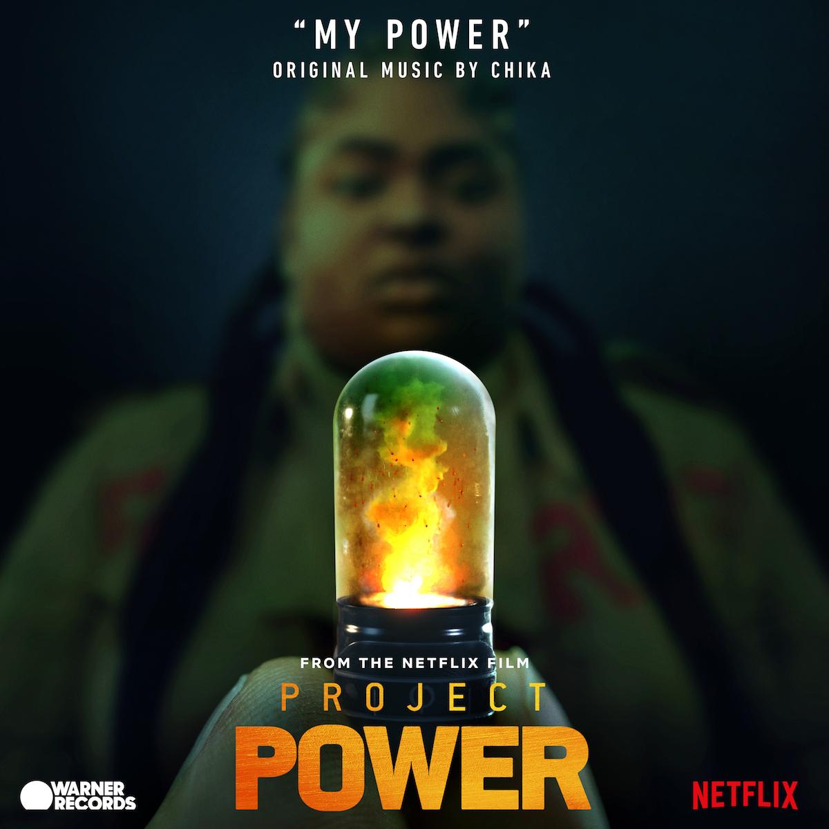 Chika - My Power-artwork